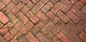 DC Brick Sidewalk